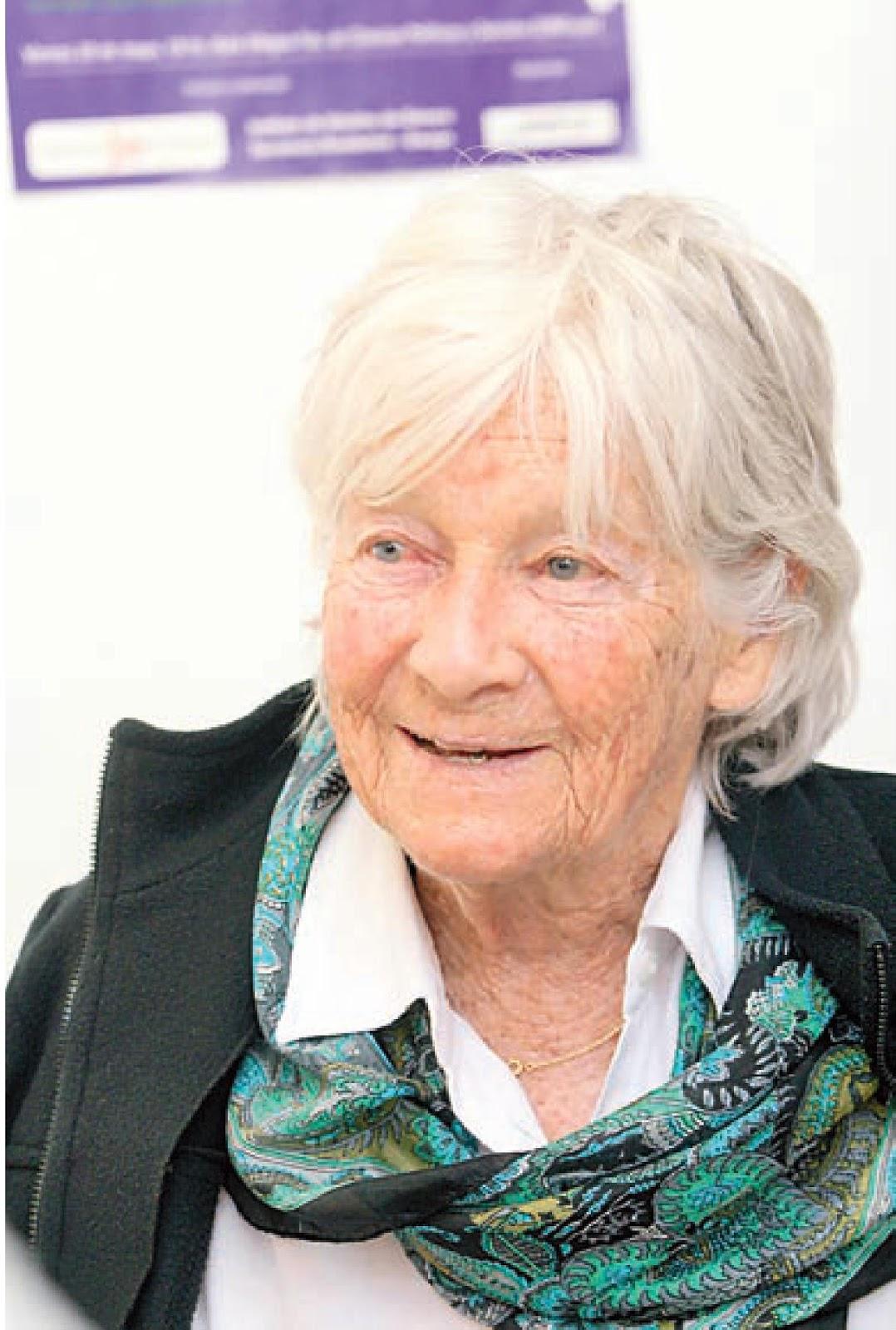 Falleció la Dra Sara Rietti
