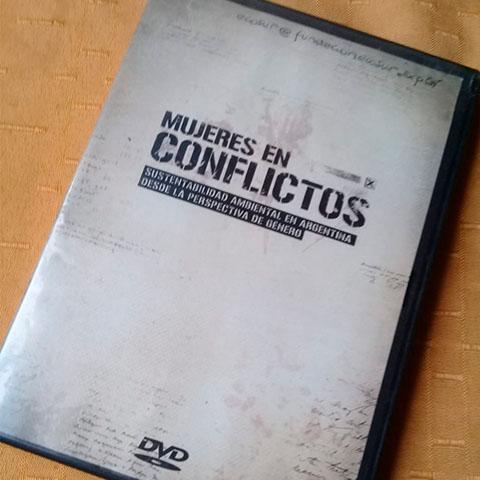Mujeres en conflictos